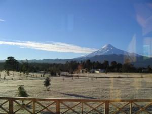 Vulkan Osorno, Chile