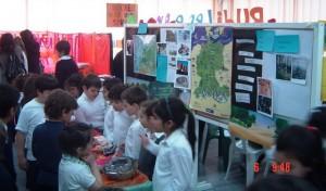 Schüler an der DS Bariloche