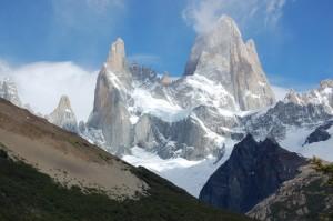Cerro Fitz Roy, Patagonien