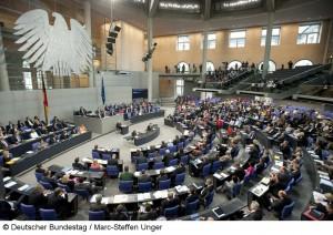 (c) Deutscher Bundestag/Marc-Steffen Unger
